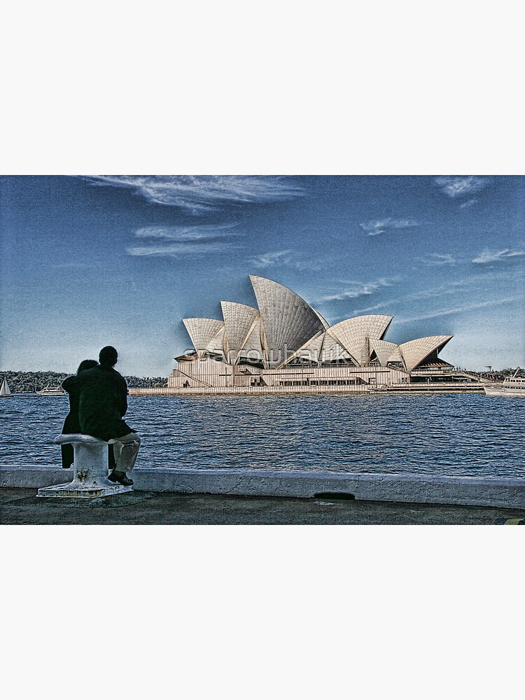 Sydney Opera House by sparrowhawk