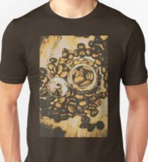 Vintage cafe artwork Unisex T-Shirt