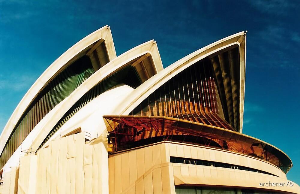 Sydney Opera House by archenar76