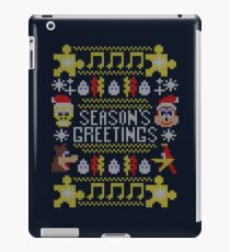 Banjo-Kazooie Knit iPad Case/Skin
