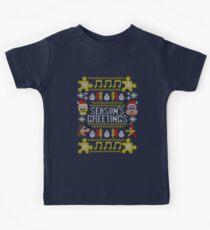 Banjo-Kazooie Knit Kids Tee