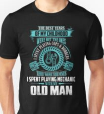 Mechanic T-Shirt