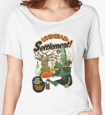 Undead Settlement Women's Relaxed Fit T-Shirt