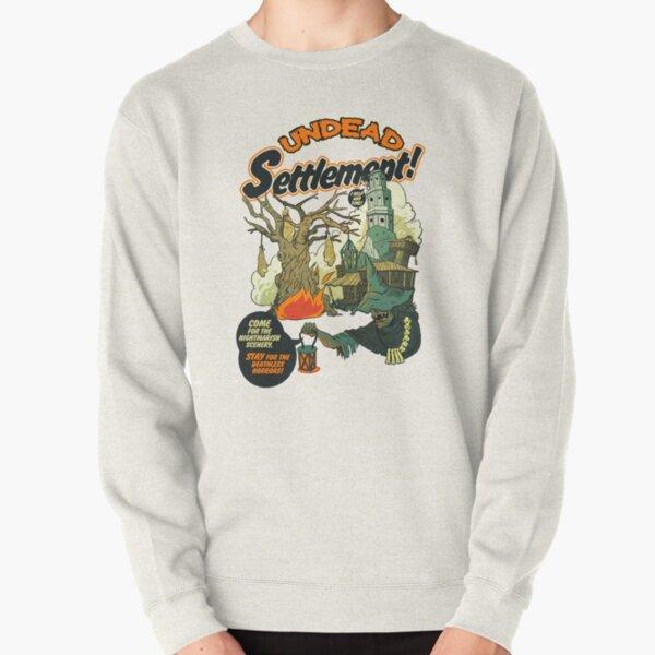 Undead Settlement Pullover Sweatshirt