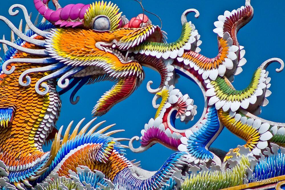 Taipei Dragon. by nikuyakun