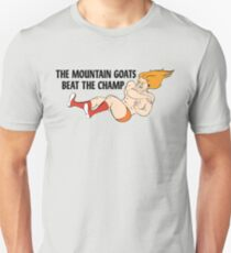 The Mountain Goats - Beat The Champ Unisex T-Shirt