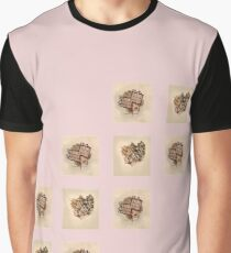 1909 Theater Ladies Sketch Graphic T-Shirt