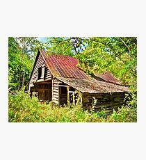 Russell Farmstead Photographic Print