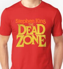 The Dead Zone - King First Edition Series Unisex T-Shirt
