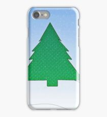 Wintery Scene iPhone Case/Skin
