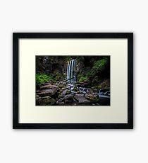 Hopetoun Falls Framed Print