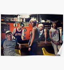 odd shinee poster Poster