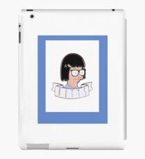 Tina butts iPad Case/Skin