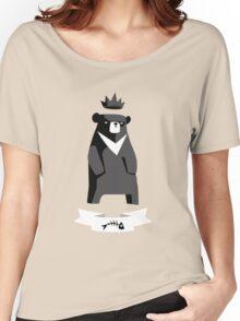 Moon Bear Women's Relaxed Fit T-Shirt