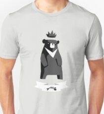 Camiseta ajustada Moon Bear