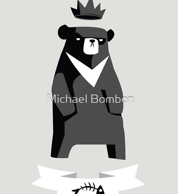Moon Bear by Michael Bombon