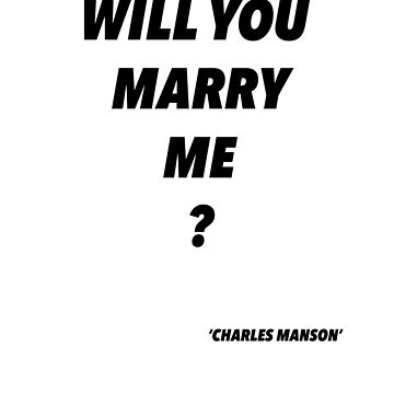 Manson Married #2 by DomaDART