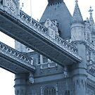 Tower Bridge in the Blue  by HelenBanham