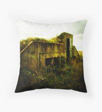 bunker Throw Pillow
