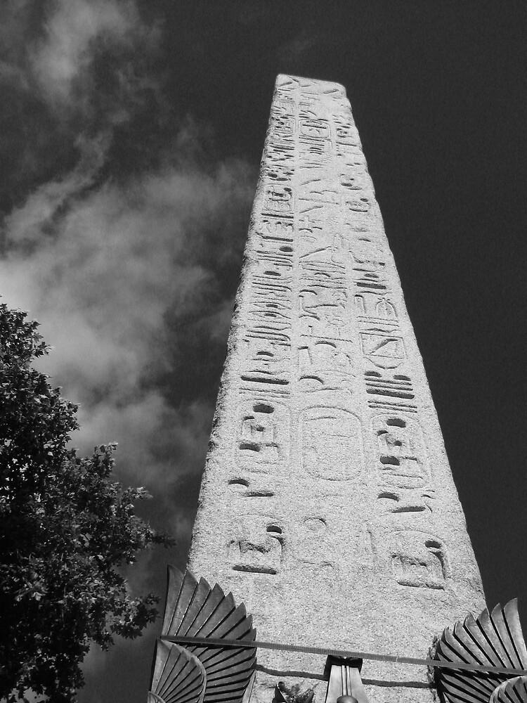 Cleopatra's Needle  by HelenBanham