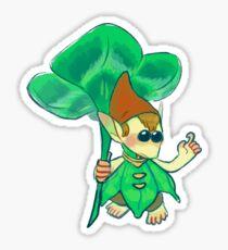 Forest Minish Sticker