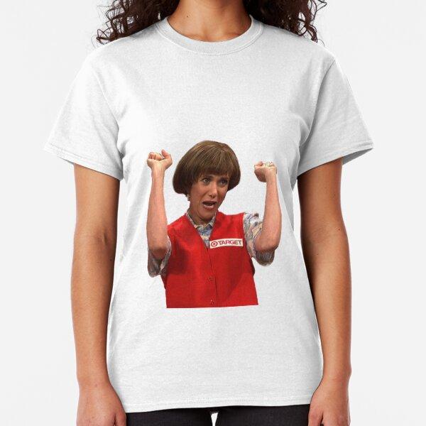 Target Lady Classic T-Shirt