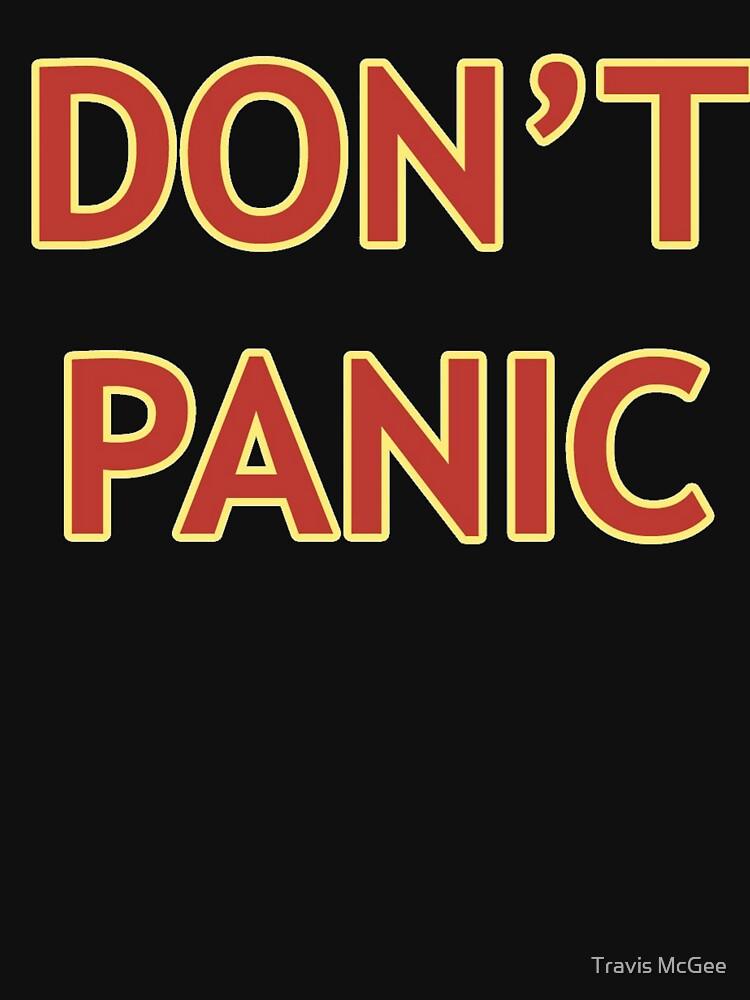 No te asustes - Guía del autoestopista galáctico de bradlo