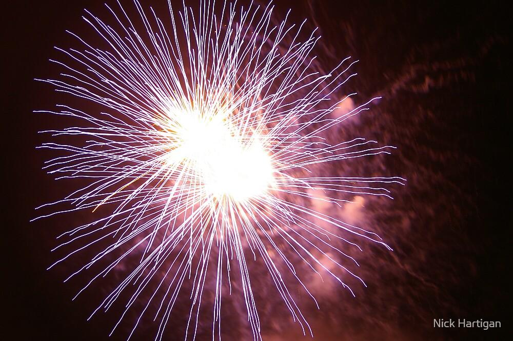 Firework  by Nick Hartigan