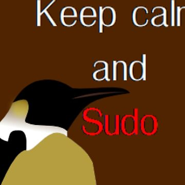 Sudo Penguin by Skullervair