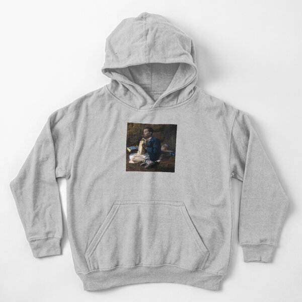 Forest Waffles Kids Pullover Hoodie