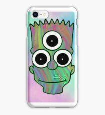 Bart simpson  iPhone Case/Skin