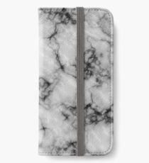 Real Marble iPhone Wallet