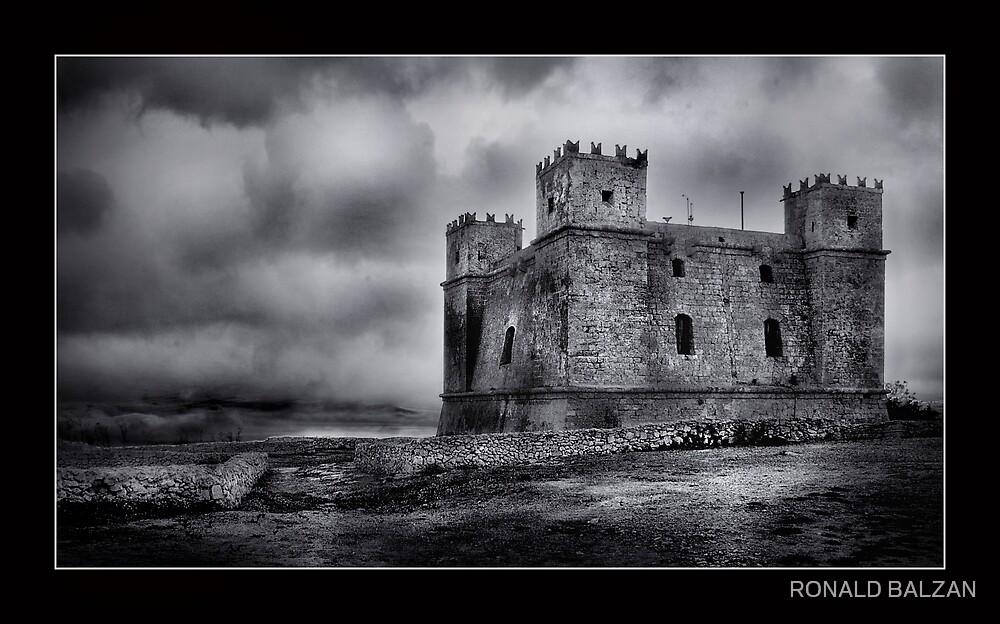 RED CASTLE by RONALD BALZAN
