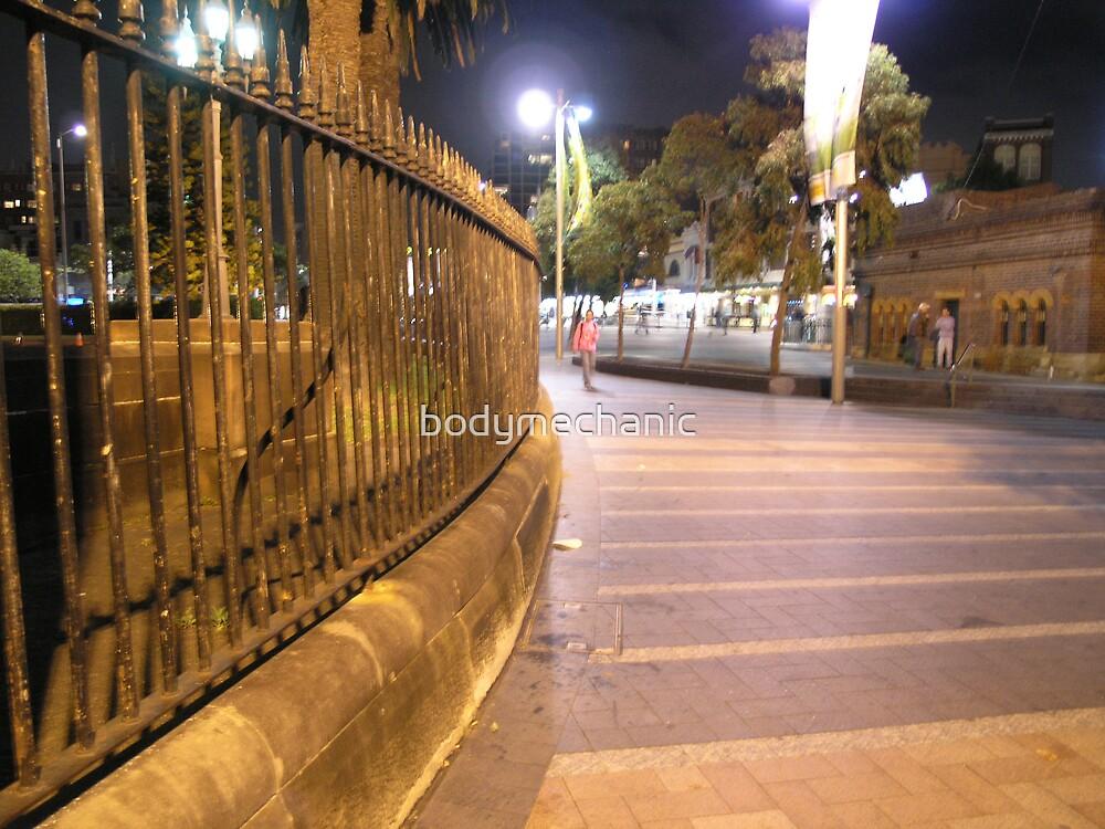 fence by bodymechanic