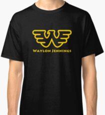 Waylon Jennings Classic T-Shirt