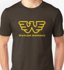 Waylon Jennings Unisex T-Shirt