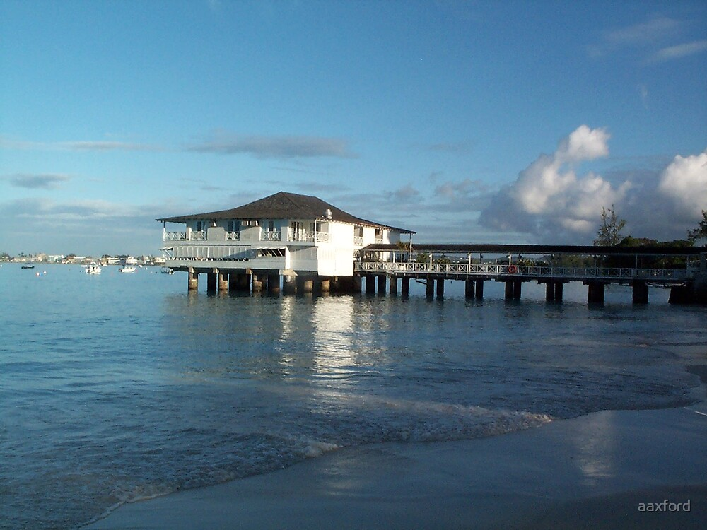 The Grand Hotel Restaurant - Barbados by aaxford
