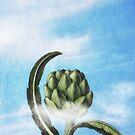 Artichoke Heaven by Paula Belle Flores