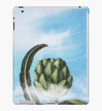 Artischockenhimmel iPad-Hülle & Klebefolie