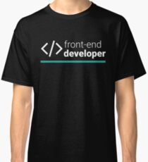 Front-End Developer Classic T-Shirt