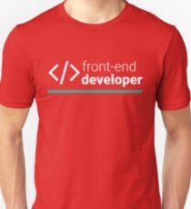 Front-End Developer Unisex T-Shirt