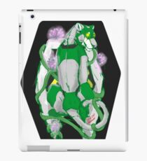 Greenie iPad-Hülle & Klebefolie