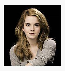 Beatiful Emma Watson Photographic Print