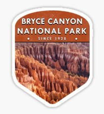 Bryce Canyon National Park 2 Sticker