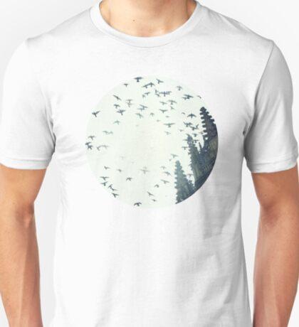 Die Sonne blendet mich immer T-Shirt