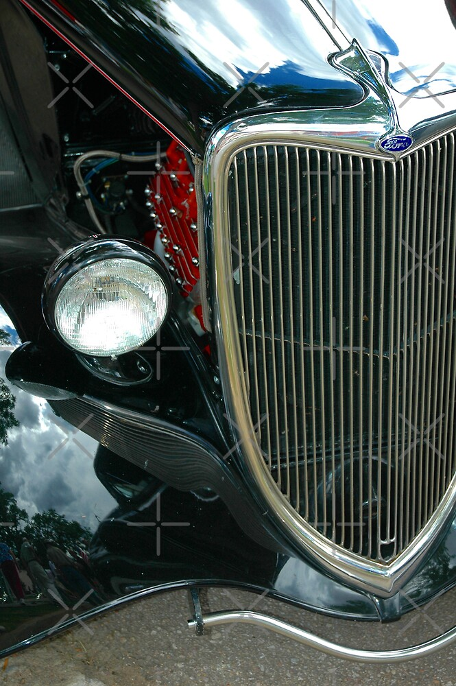 Classic Ford by Holly Werner