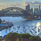 The Sydney Harbour Project - Glory - The HDR Experience by Philip Johnson