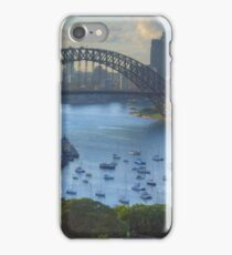 The Sydney Harbour Project - Glory - The HDR Experience iPhone Case/Skin