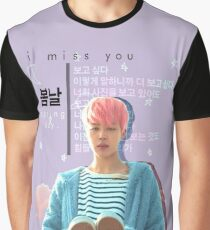 (BTS) - Jimin /Spring Day/ Graphic T-Shirt