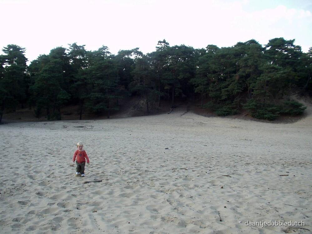lost in the dunes by daantjedubbledutch